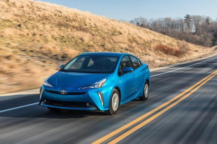 2020 Toyota Prius Still Efficient After All These Years Toyota