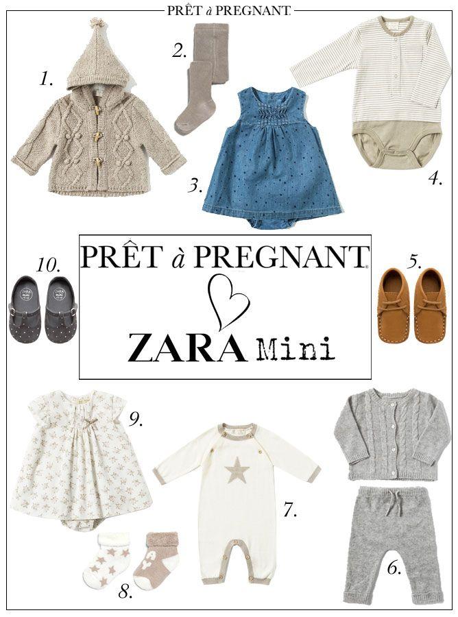 48f06e080 Prêt à Pregnant loves Zara Mini | Baby stuff | Newborn fashion ...