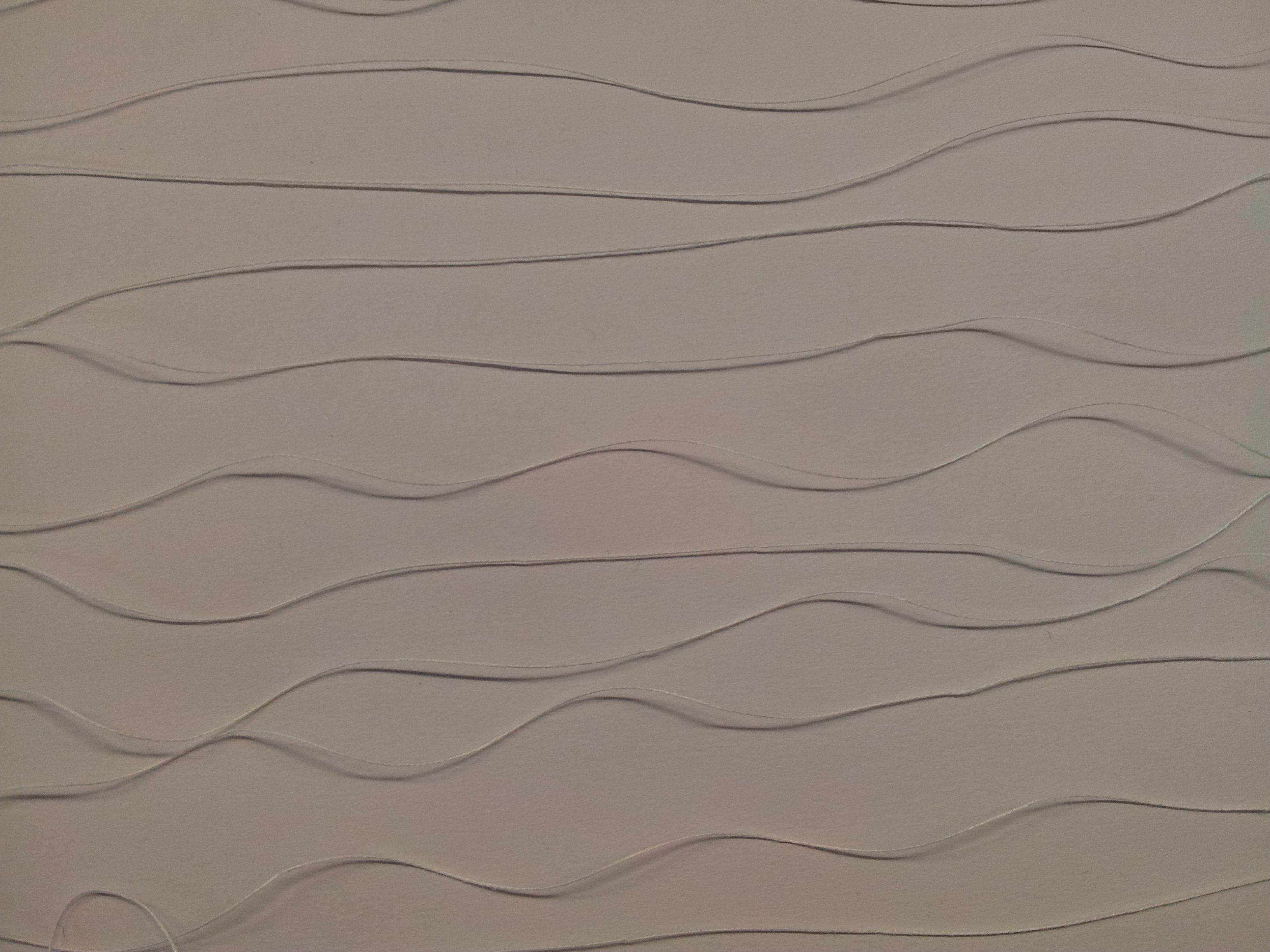 witte draadjes tegen witte achtergrond