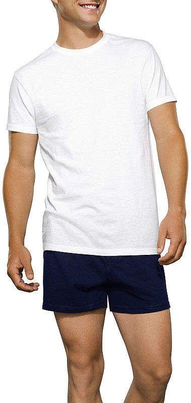 9c94a5255d9e Fruit Of The Loom Fruit of the Loom 3-pk. Crewneck T-Shirt - Big & Tall