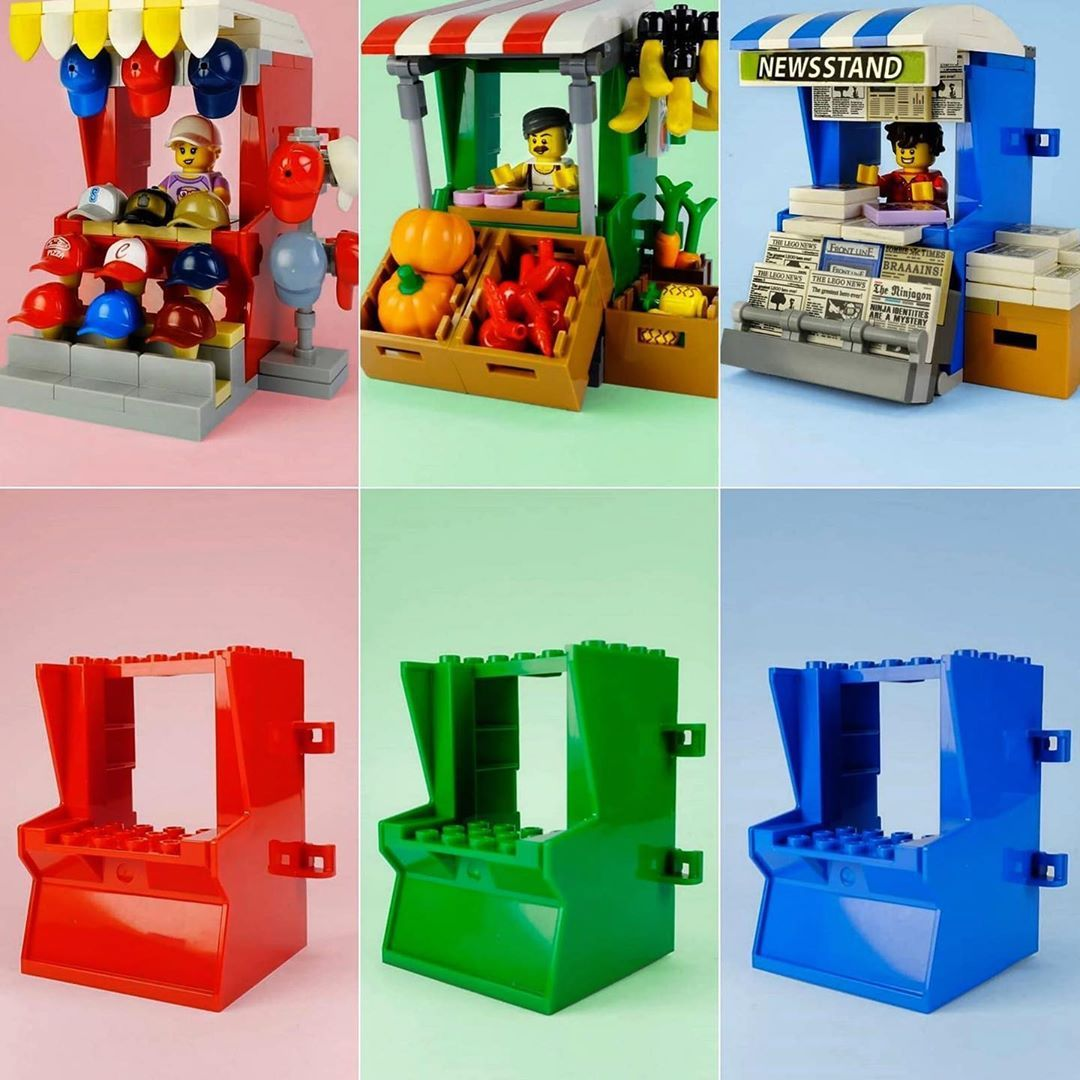 Table Basse Lego Geant in 2020