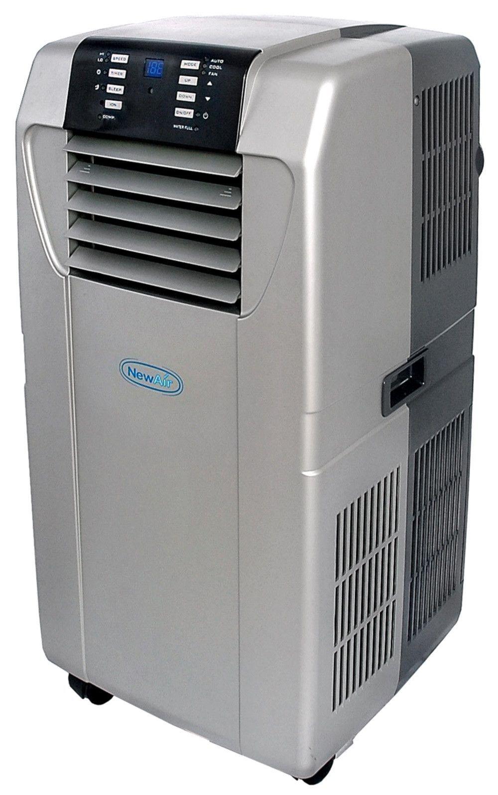 NewAir AC12000H Portable Air Conditioner & Heater Room
