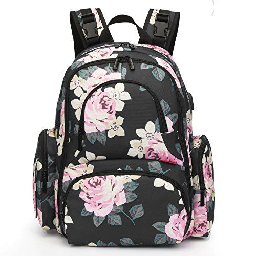 Diaper Bags Coolbell Baby Diaper Backpack Bag With Insulated