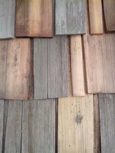 Cedar Roof Repairs.