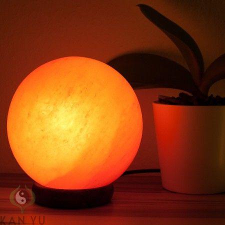 Biova Salzkristalllampe \