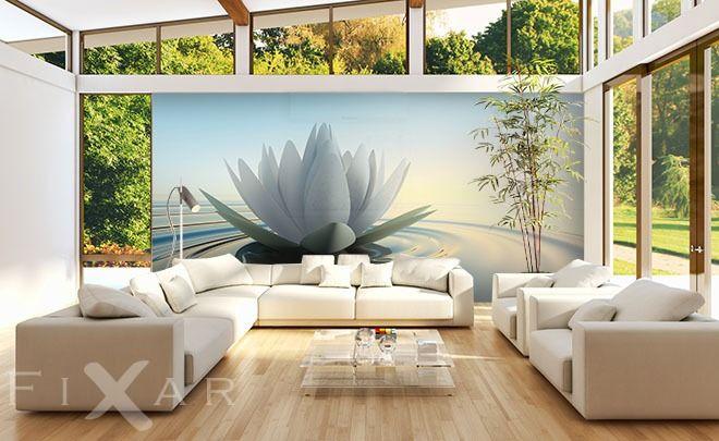 Fototapeten Wasserwelle Fototapete fürs Wohnzimmer Pinterest Fur - tapeten fürs wohnzimmer