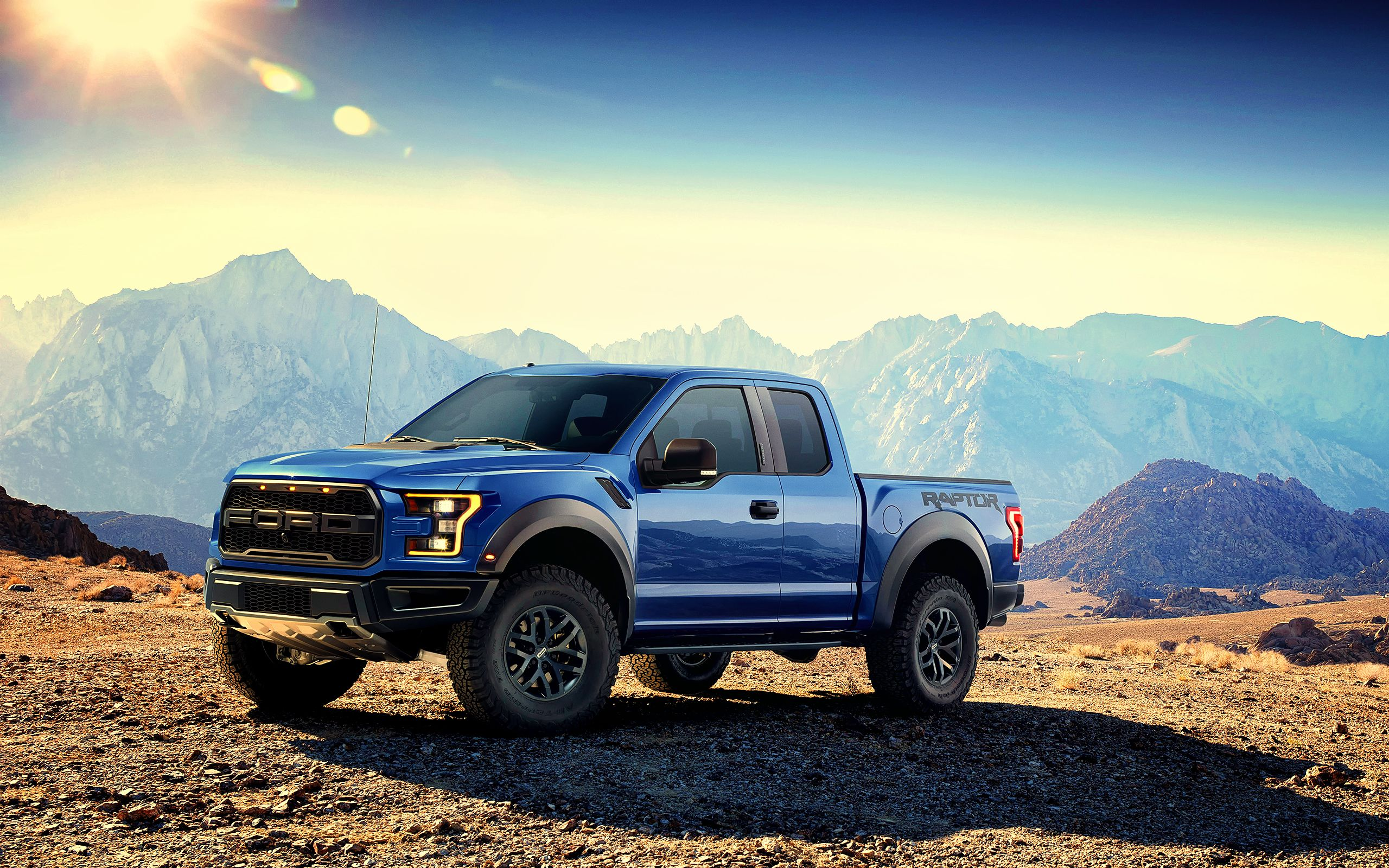 Ford F Raptor 2017 Wallpaper With Images Ford Raptor Ford