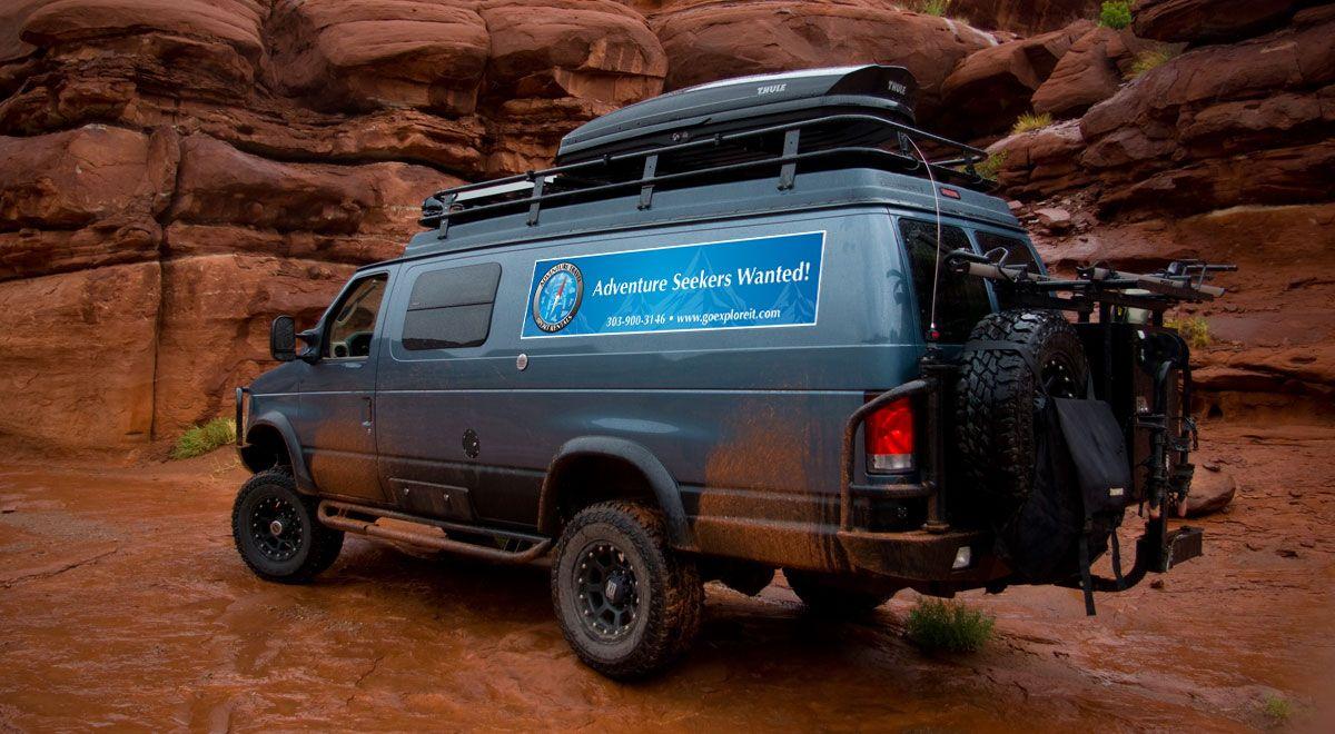 Gray is classic Adventure travel, Car rental, Adventure