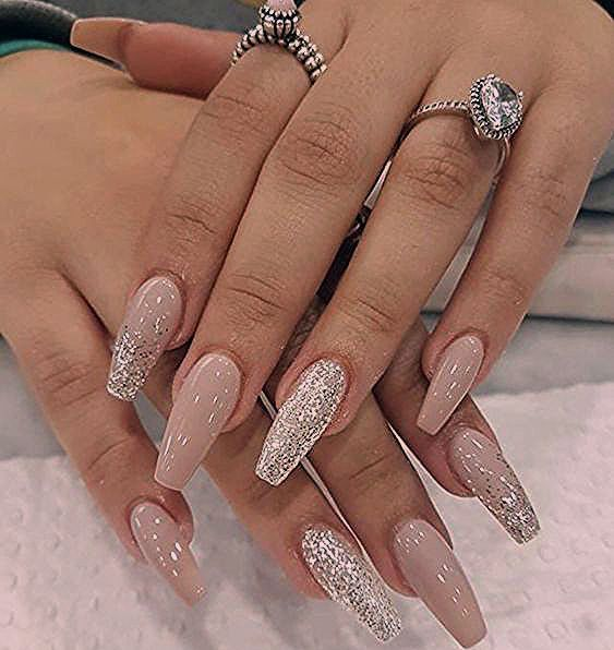 Photo of 51 Stylish Acrylic Nail Designs for New Year 2019 – Page 3 of 51 – SeShell Blog