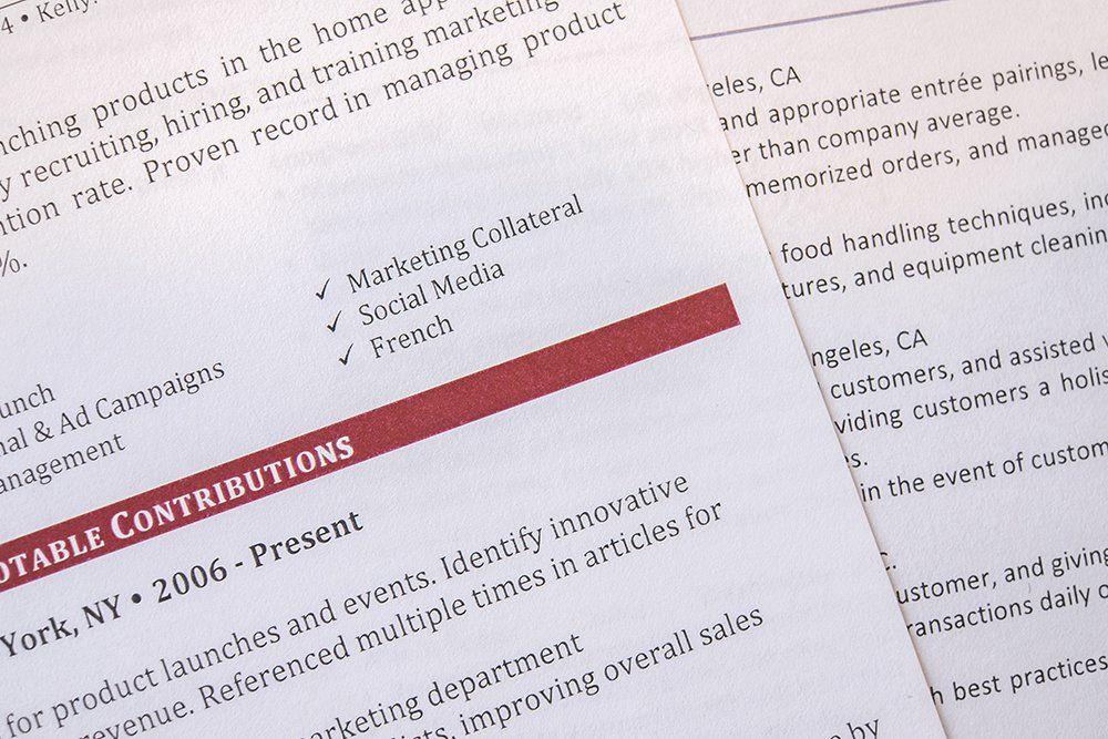 Resume Paper Comparison Resume Genius Resume How To Memorize