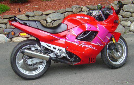 Suzuki Katana Gsx600f Gsx750f Service Manual Cyclepedia Suzuki Cafe Racer Moto Katana