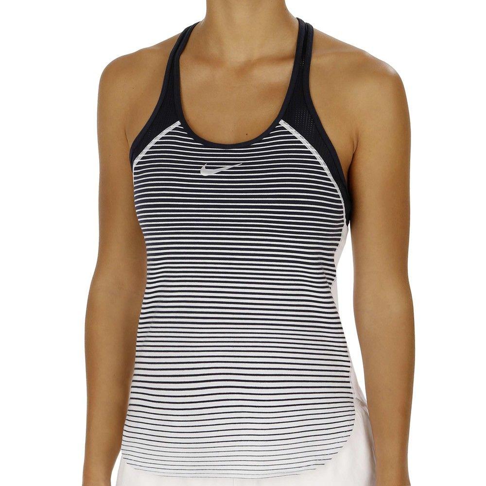 Nike Premier Slam Premier Slam Breathe Tank Top Women - Dark Blue, White  buy online