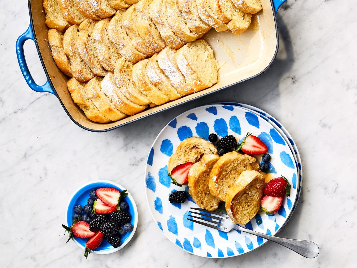 Oven Baked Buttermilk French Toast Recipe Recipe In 2020 Buttermilk French Toast Recipes Toast Recipes