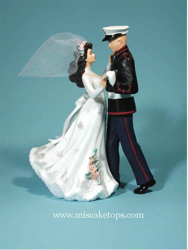 Unique For Marine Wedding Cake Toppers Chocolate Recipes Cake Galleries Wedding