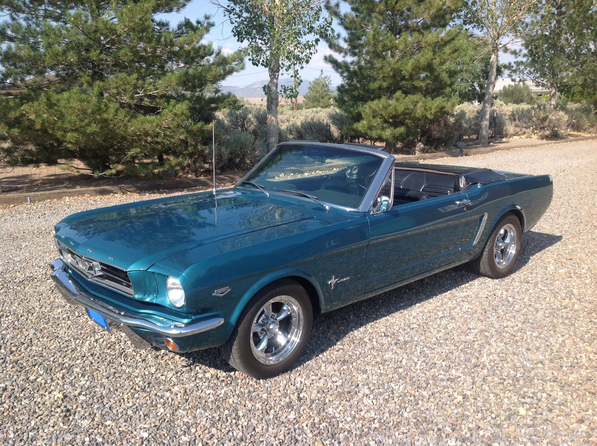 1965 Ford Mustang V8 Convertible Classicconvertible With Images