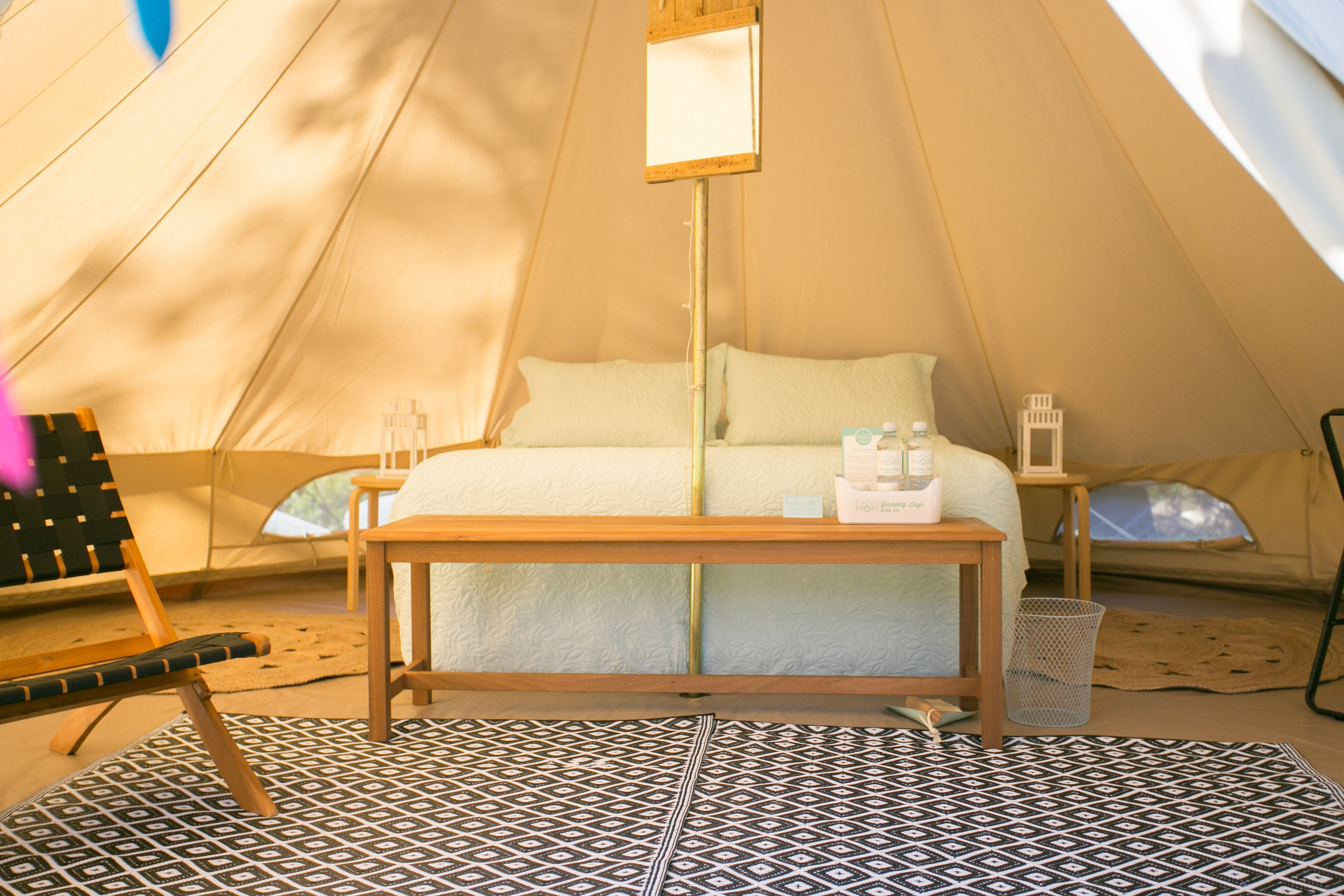 Donu0027t just pitch a tent - Gl&ing will make your family holiday romantic & Donu0027t just pitch a tent - Glamping will make your family holiday ...