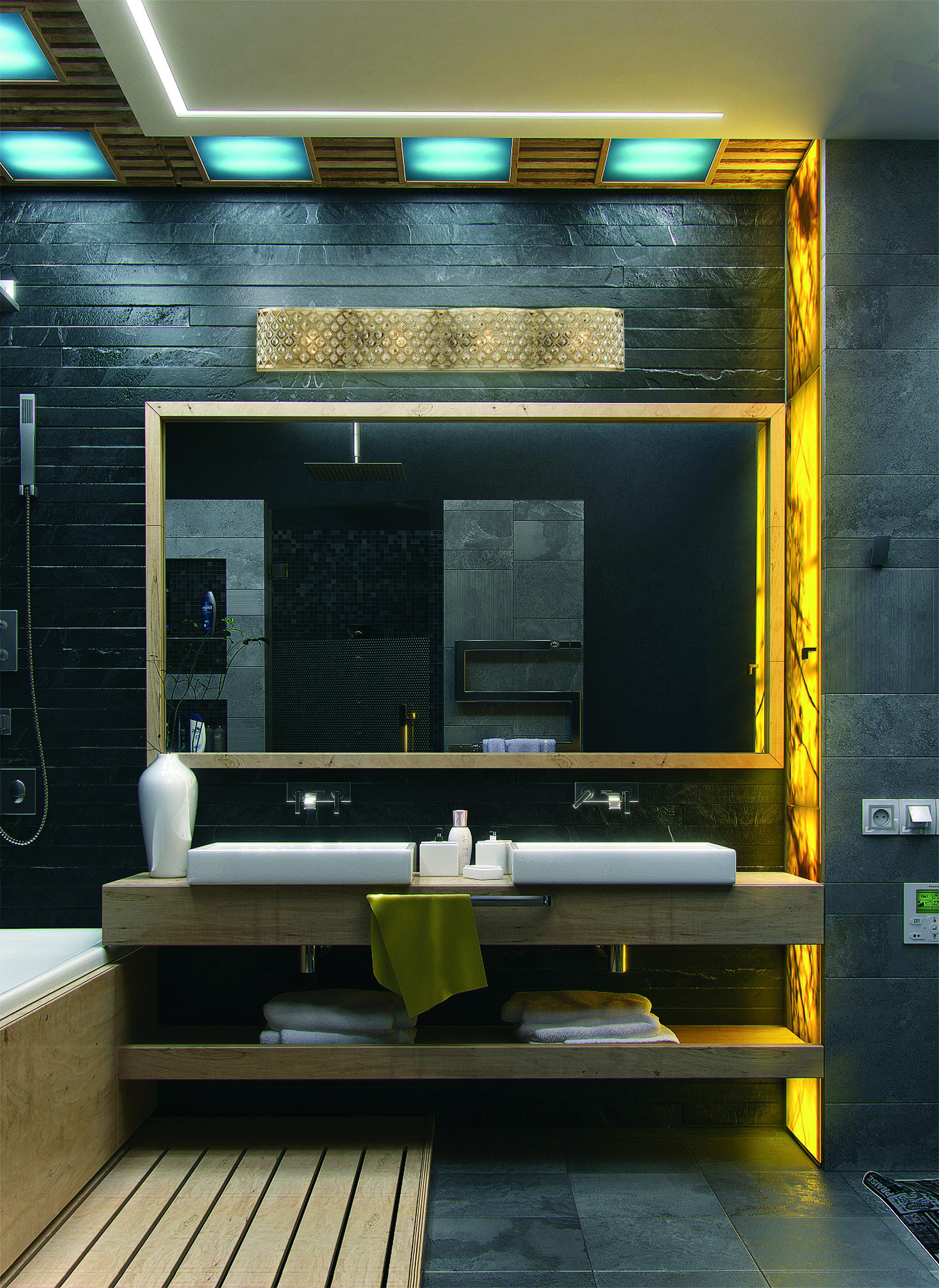The savoy house regis 4 light bath vanity bar is a truly glamorous the savoy house regis 4 light bath vanity bar is a truly glamorous look that aloadofball Gallery