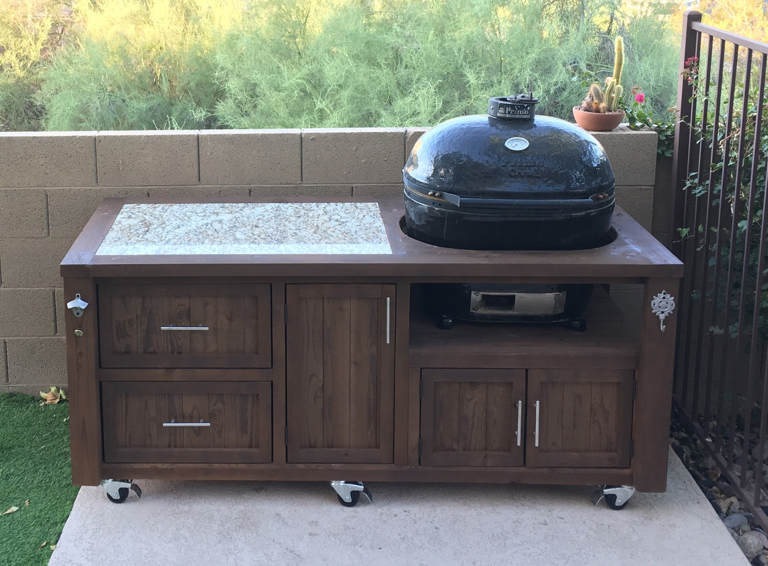 20 Off Kamado Joe Grills With Purchase Of A Cabinet In