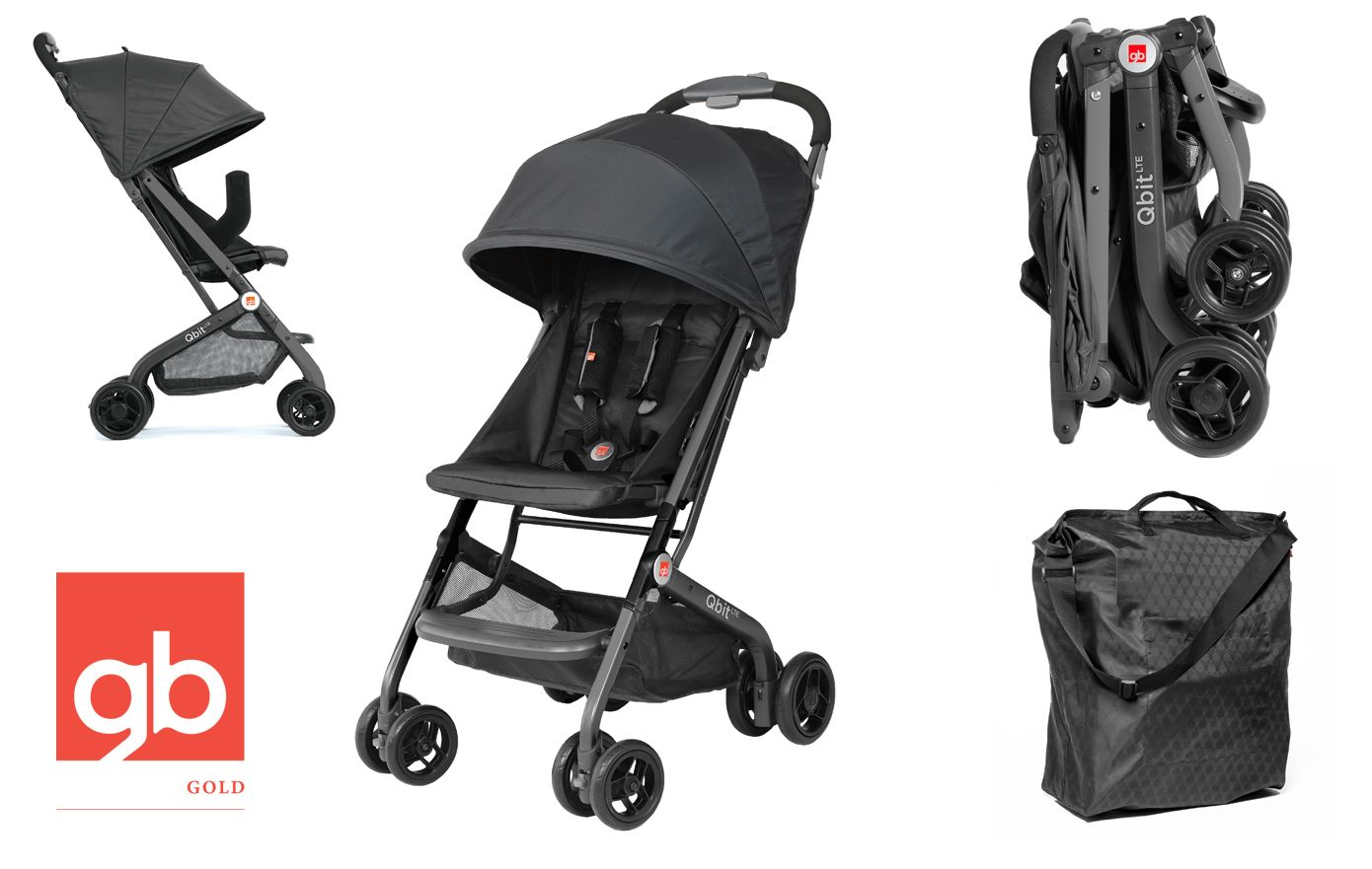 (Ended) Qbit LTE Compact Stroller Giveaway Lightweight