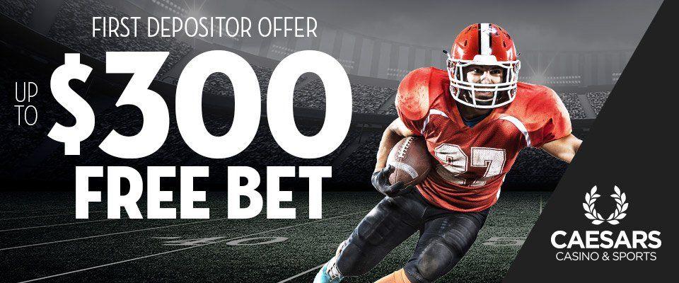 Caesars Bonus Code Online Casino & Sportsbook Free Play