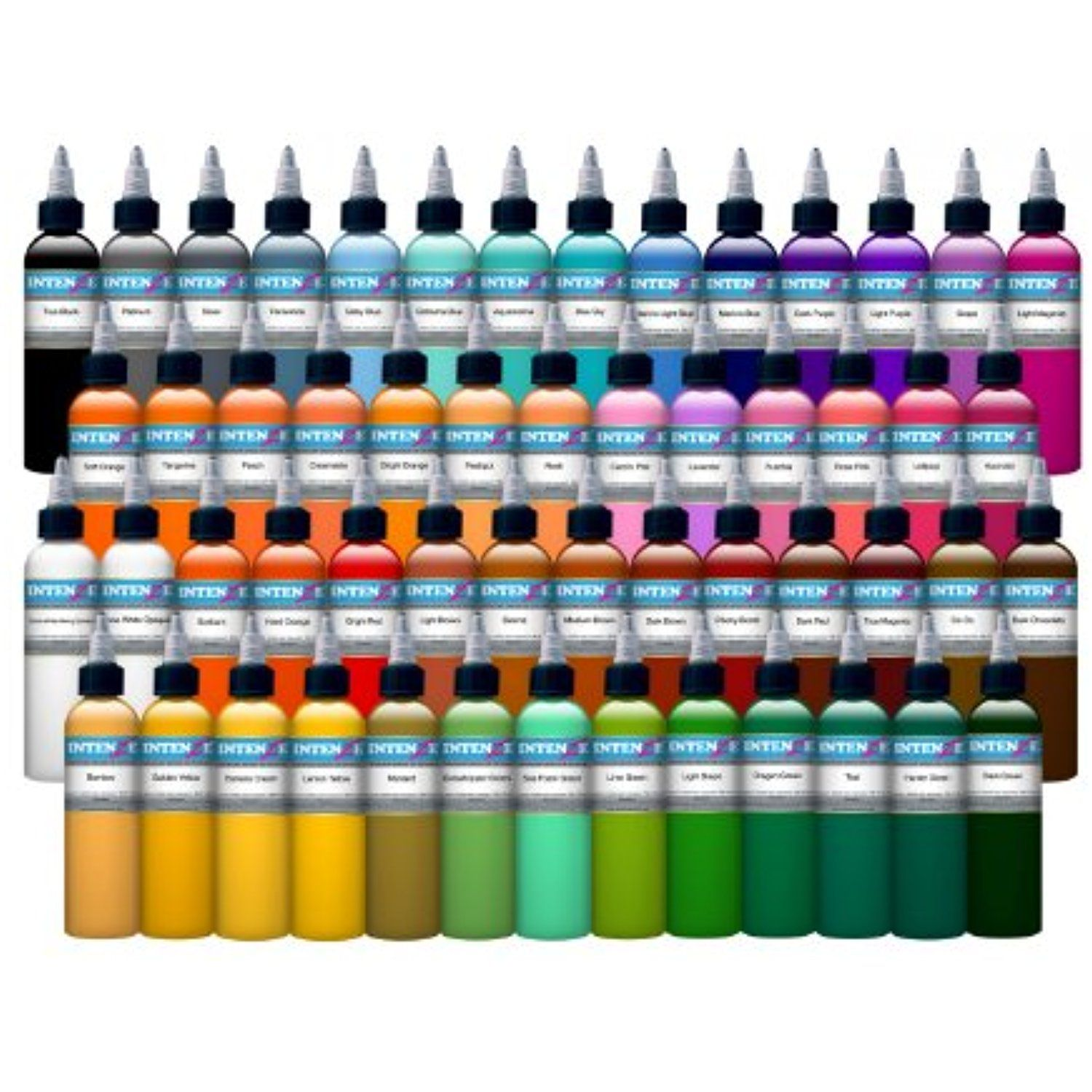 Intenze Color Tattoo Ink Sets 1 Oz Intenze Color Lining Ink Series You Can Find More Details By Visiting The Image Tattoo Ink Sets Ink Tattoo Color Tattoo