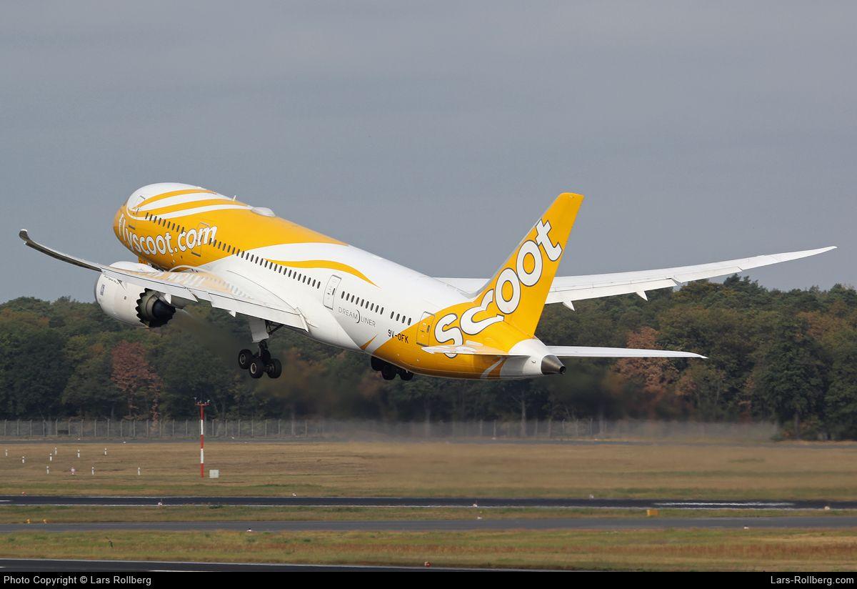 9vofk scoot boeing 7878 dreamliner cn 37127627