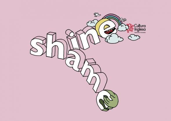 Cultura Inglesa: Shine/Shame | Ads of the World™