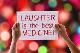 Bring More Laughter into Your Life #laughteristhebestmedicine #faith #happinesshttps://hannahbaston.com/