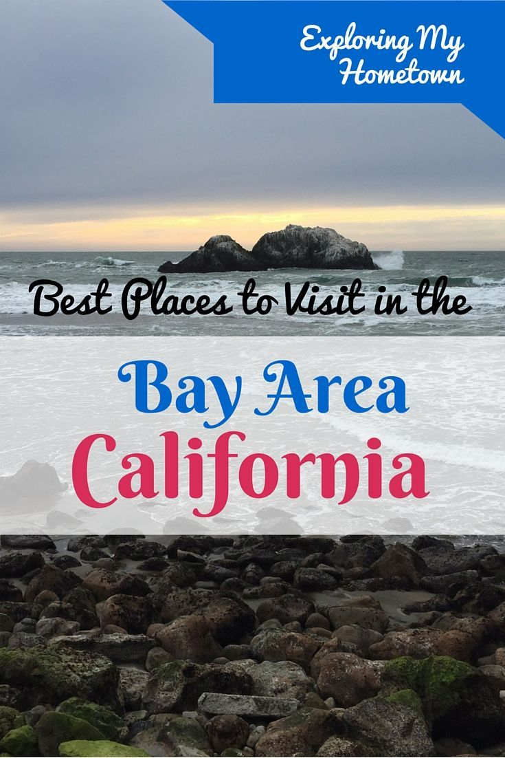beaches museums and outdoor adventures in the bay area pinterest