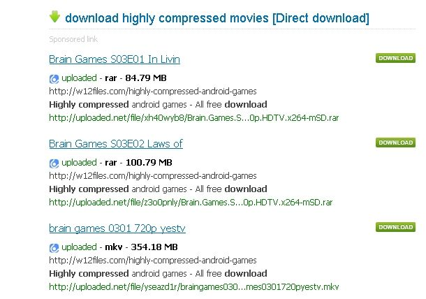Download highly compressed movies free - Filespr free