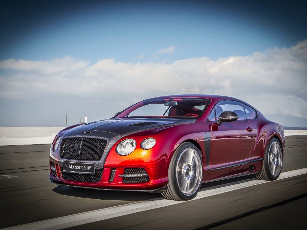 Mansory Bentley Continental Gt Luxurious Car Wallpaper Bentley
