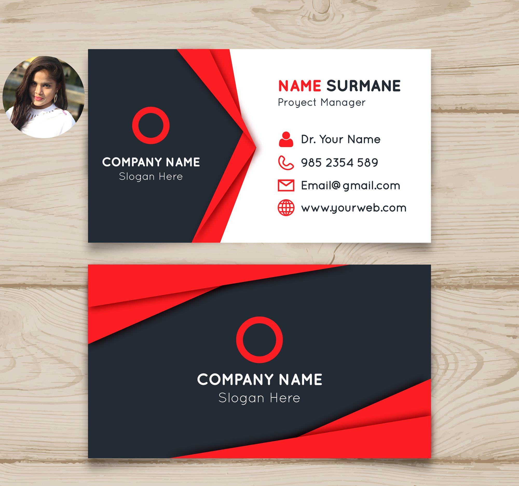 Business Card Design Business Card Design Business Card Design Black Free Business Card Design