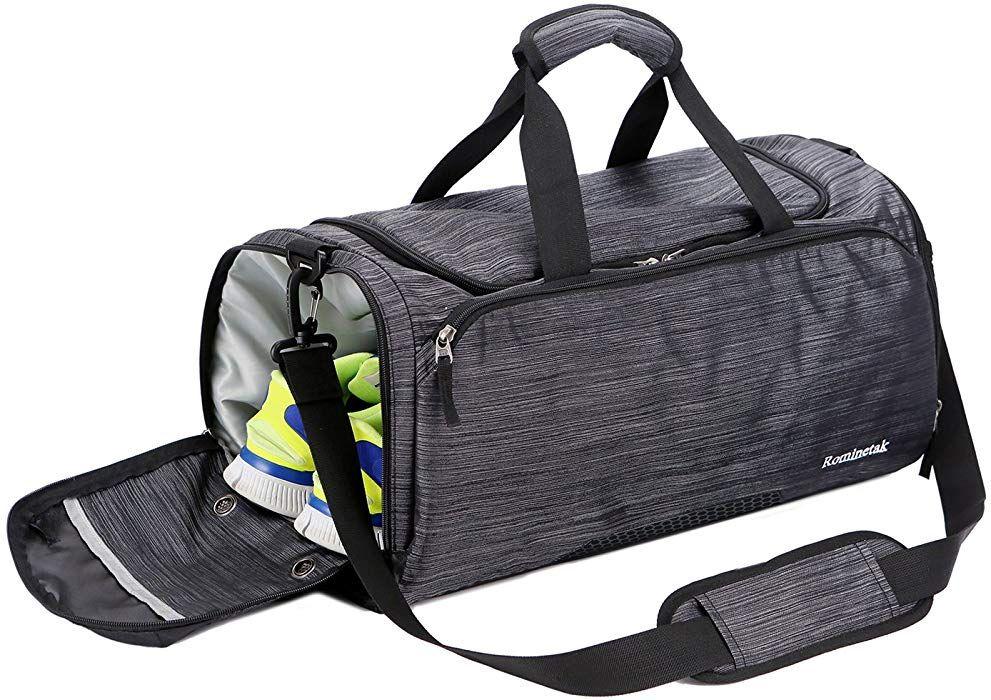 Gym Bag Sports Travel Duffel Bag