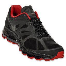 Nike Total Blackout Air Max+ 2012 Men's Running Shoes
