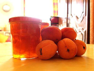 confiture d abricots au four micro ondes recettes micro ondes pinterest desserts. Black Bedroom Furniture Sets. Home Design Ideas