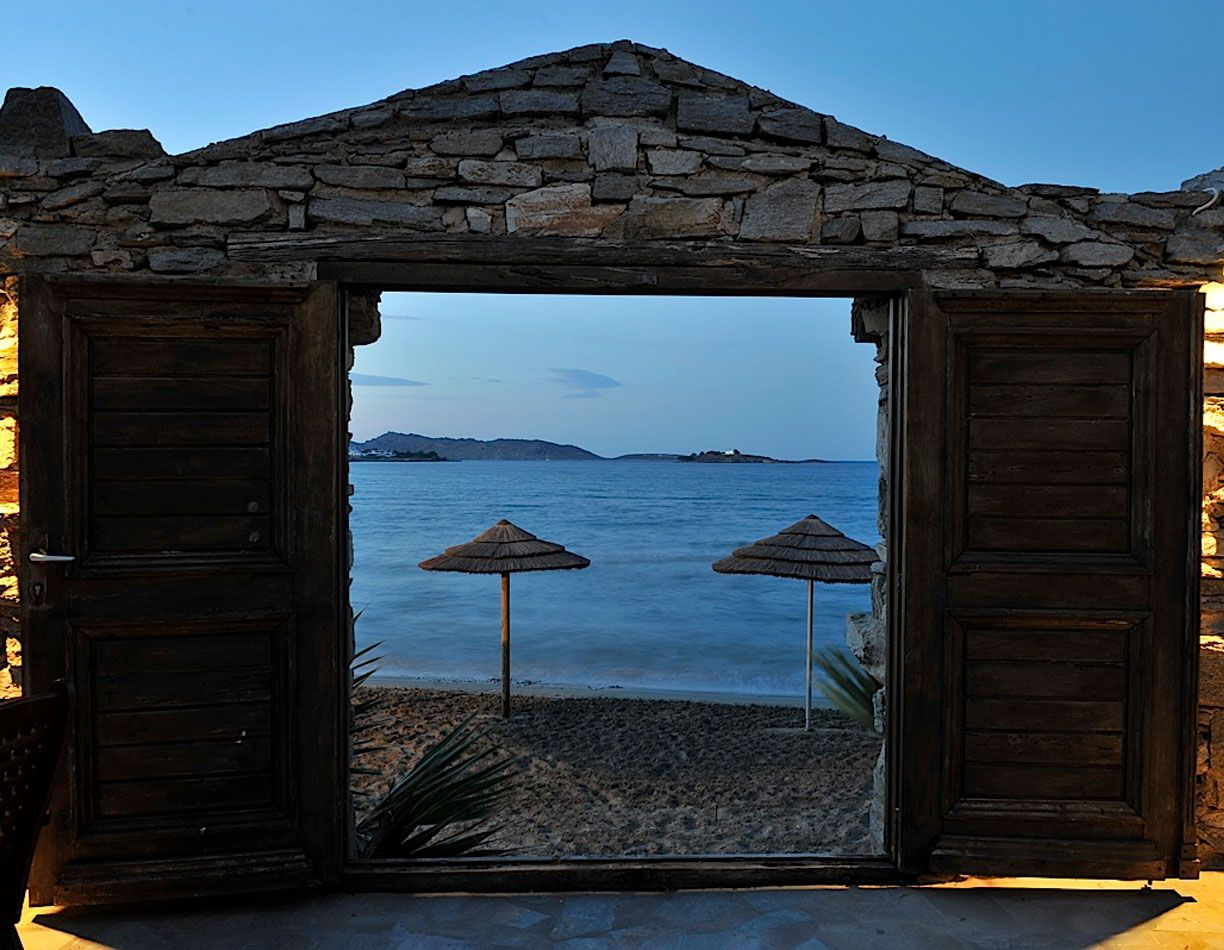 Astir Of Paros Beach Resort Luxury 5 Star Hotel Island Greece No Private Pools