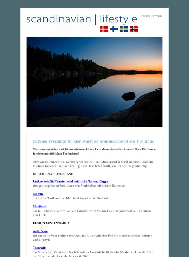 Ein Sommer Wie In Finnland Wohnengarten Https Deal Held De Ein Sommer Wie In Finnland Sommer Finnland Ferien
