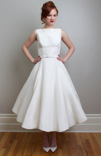 1000  images about 1950s style wedding dresses on Pinterest ...