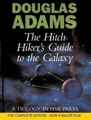 The Hitch Hiker S Guide To The Galaxy Omnibus Hitchhikers Guide To The Galaxy Guide To The Galaxy Hitchhiker S Guide To The Galaxy