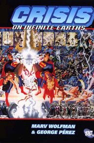 CRISIS ON INFINITE EARTHS | DC