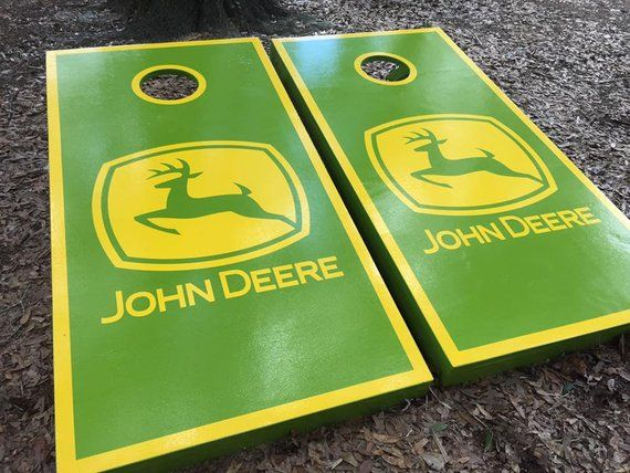 Cool Jd Farming Cornhole Set With Bags Products Painted Corn Spiritservingveterans Wood Chair Design Ideas Spiritservingveteransorg