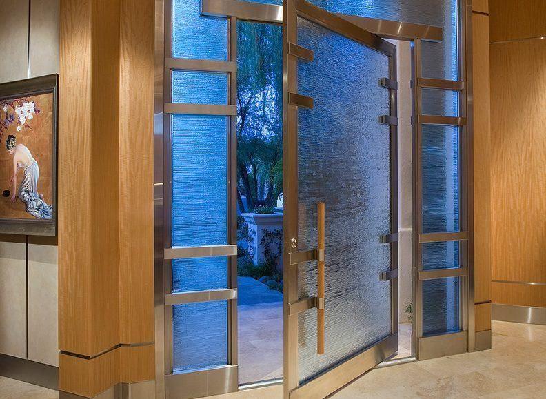 100 Modelos De Portas Tipos Correr Madeira Vidro E Fotos Portas De Entrada De Vidro Modelos De Portas Design Da Porta