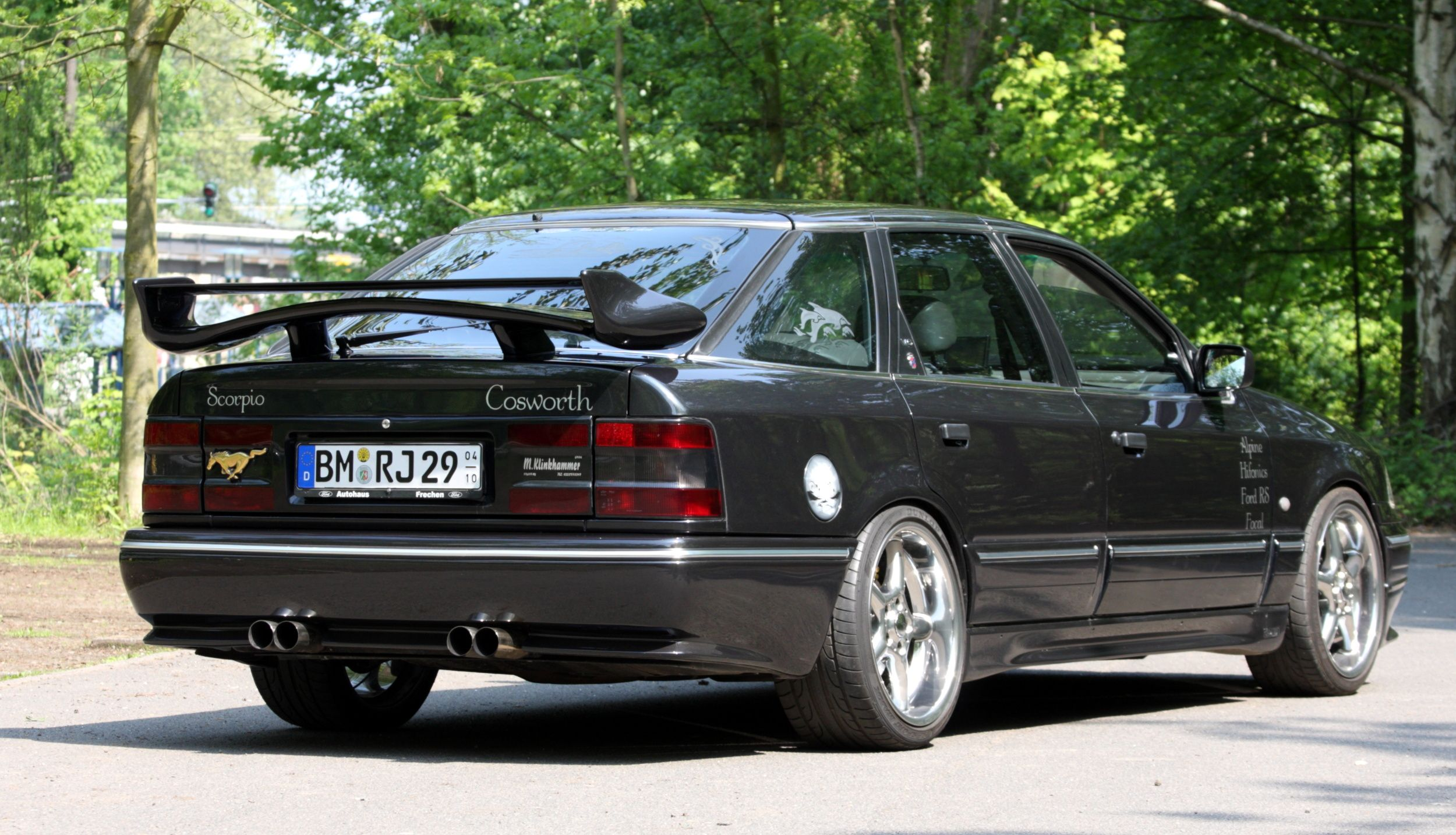 ford scorpio cosworth my ultimate dream garage. Black Bedroom Furniture Sets. Home Design Ideas