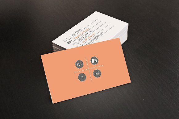 Photographer business card photographer business cards business photographer business card reheart Gallery