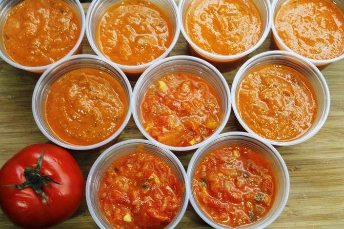 Receita fácil de molho caseiro de tomates