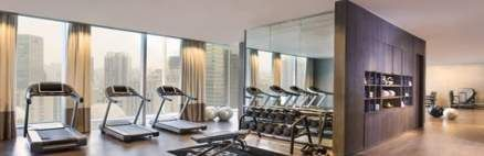 Fitness Interior Design Gym Hotel Spa 44 Ideas #fitness