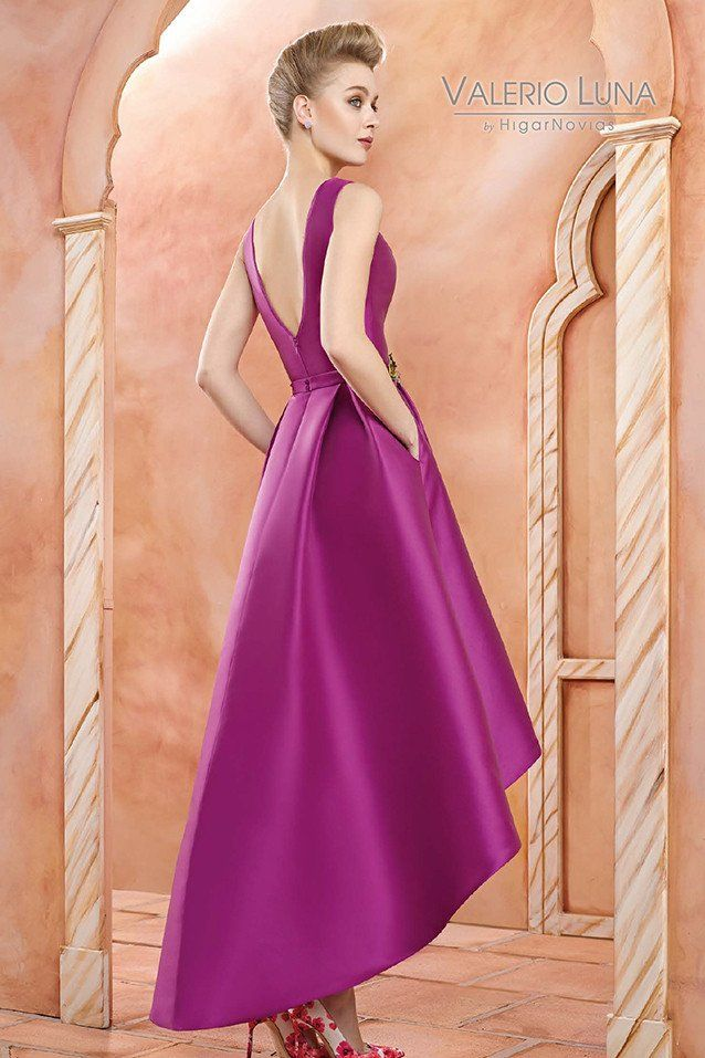 Vestido de fiesta modelo VL4715 by Valerio Luna | Vestidos para boda ...