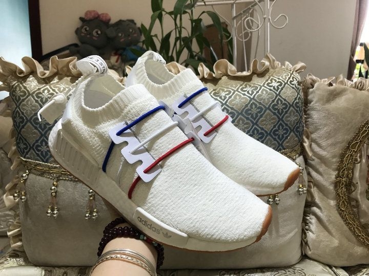 the latest 5d988 90f9f Adidas NMD R1 Red blue white BZ0298 Order shoes from www.findsneaker.net at  amazing price! Give it a shot! We are trusted! (link in my bio) Any  necessary DM ...