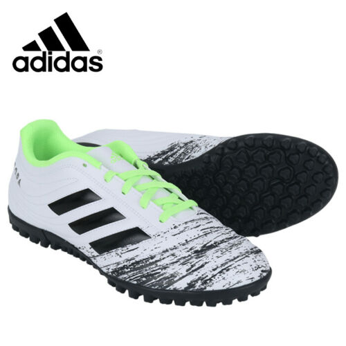 Adidas Copa 20 4 Tf Football Boots Shoes Soccer Cleats White G28520 Football Boots Soccer Cleats Adidas