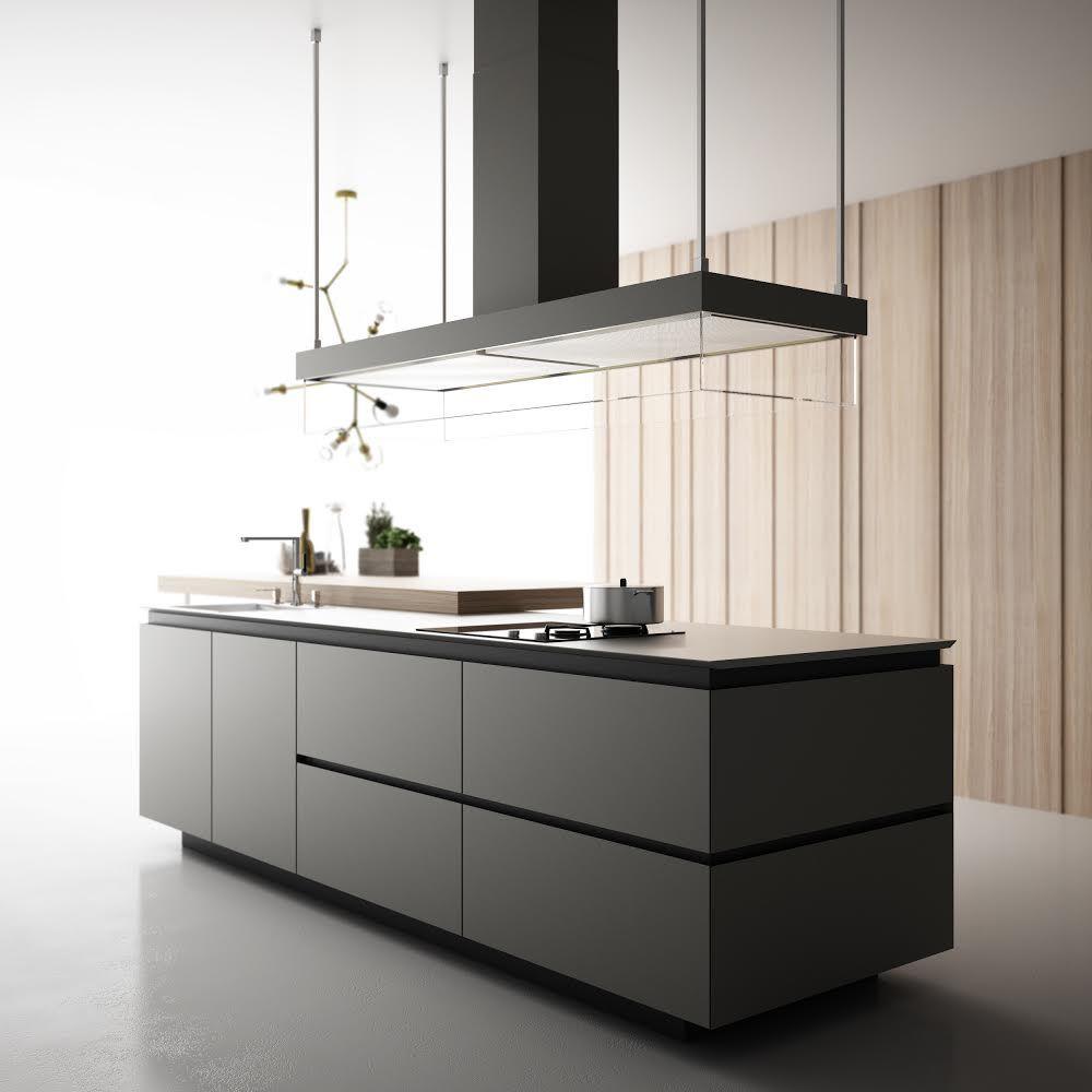 Poliform Kitchen | 厨房、吧台、餐厅 | Pinterest | Queretaro y Cocinas